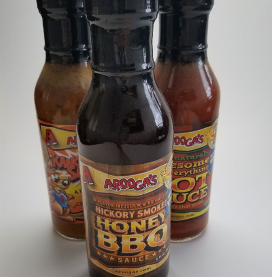 barbecue sauce labels bbq printed labels and stickers