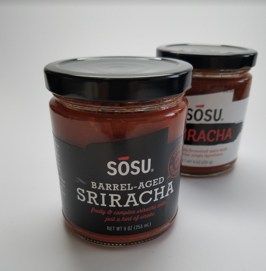 salsa jar printed labels and stickers