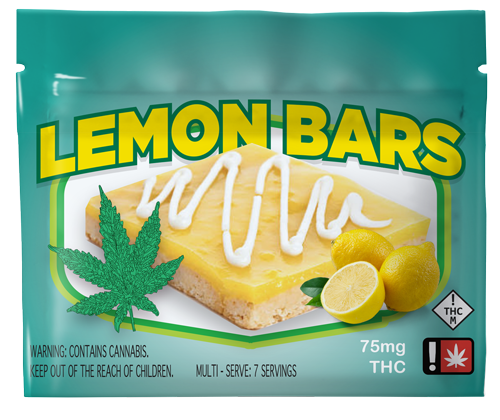 cannabis packaging edible pouch with zipper