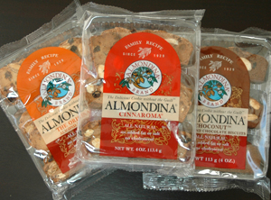 almondina_clear granola bar wrapper_clear snack packaging
