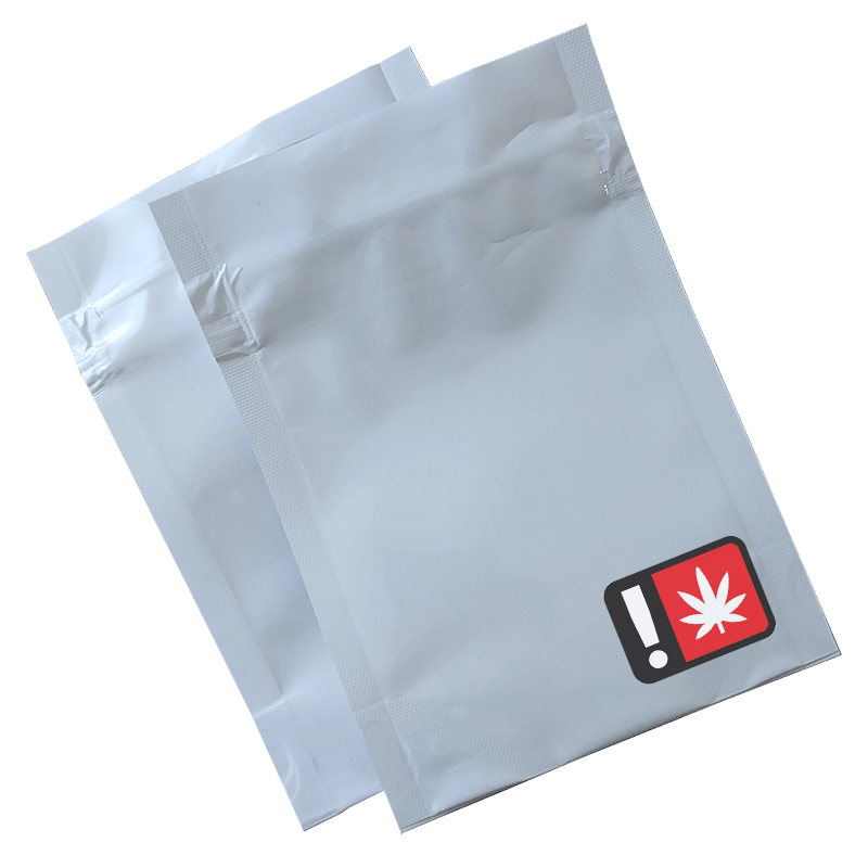 cr zipper pouches_cannabis stand up pouch