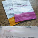 recyclable stand up pouches