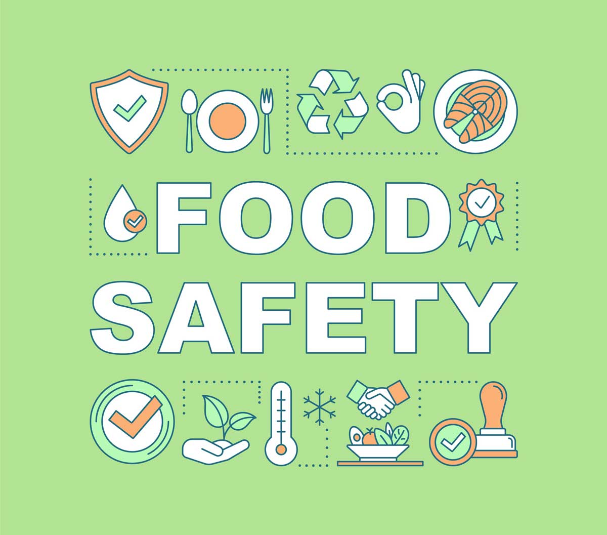 food safe packaging sustainable packaging